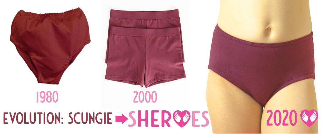 Evolution-of-sHEROes-Girls-School-Underpants-MAROON-Featured-1080x448