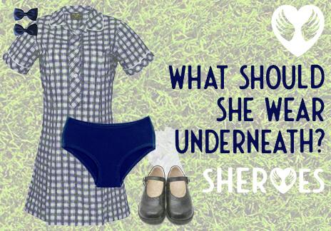 SHEROES-uniform-flatlay-what-should-she-wear-underneath