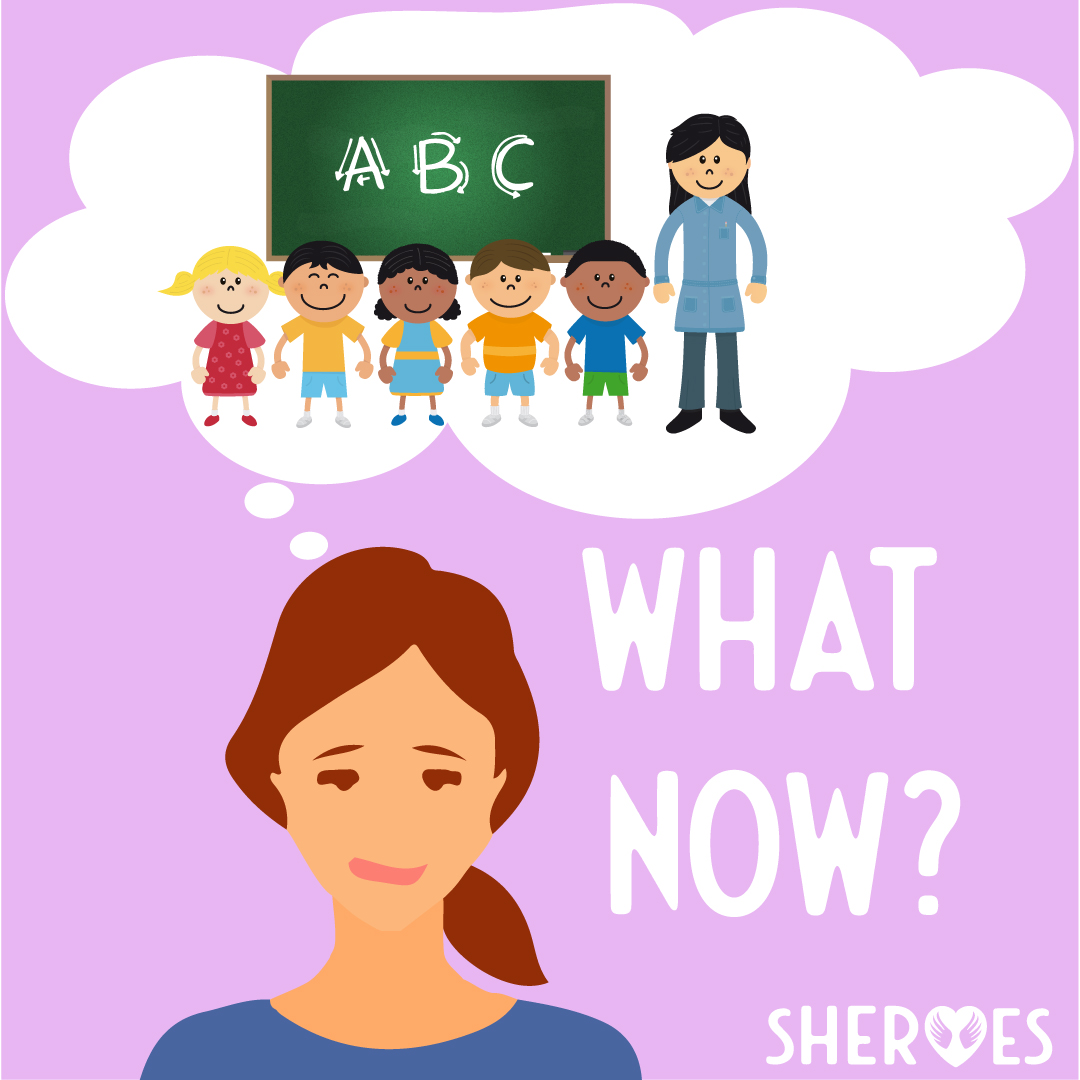 So they started school – Now What?