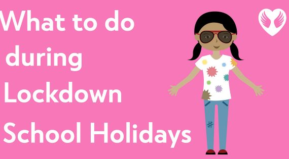 Looking for Lockdown School Holiday activity ideas?